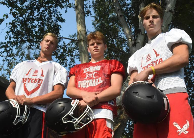 Tenino Football Rebuilding their Program