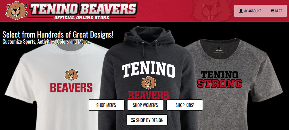 Tenino High School Fanwear