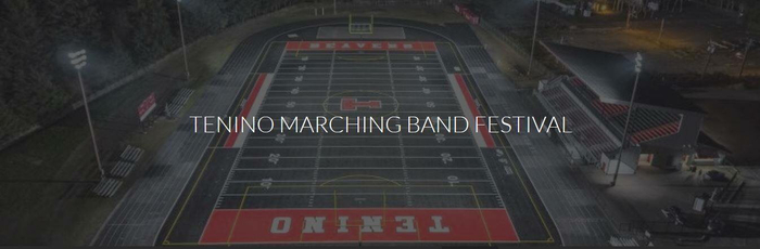 Marching Band Festival Logo