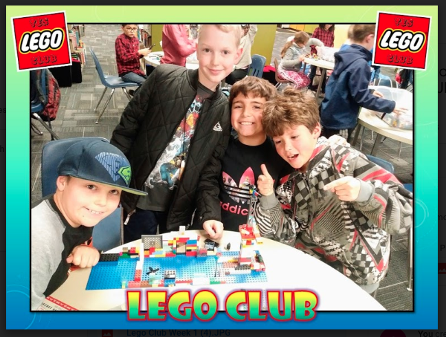 Lego Club Jan 16.