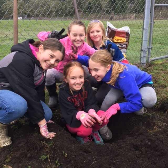 Planting students in rich soil!