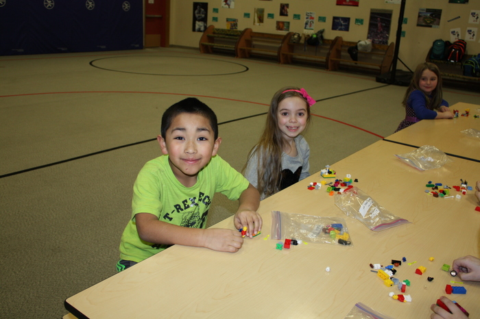 2nd Grade Lego Club