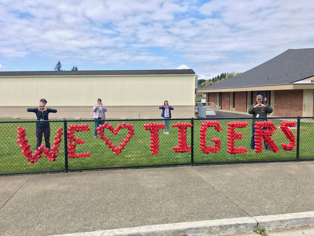 We love Tigers.