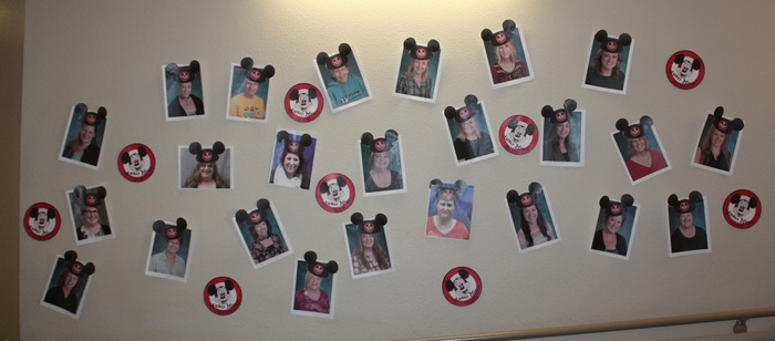 Parkside Classified Staff - Mickey Mouse Club